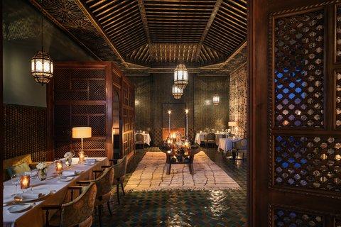 Prince Villa - Royal Palm Marrakech - Restaurant Al Ain