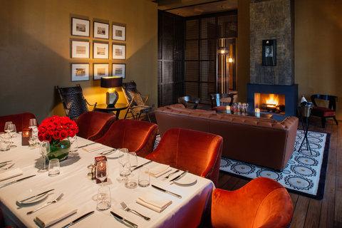 Prince Villa - Royal Palm Marrakech - Restaurant Le Caravane