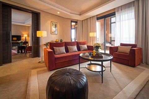 Prince Villa - Royal Palm Marrakech - Suite Senior