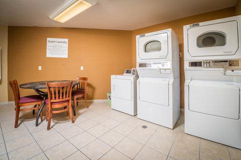 甘尼森快捷假日套房酒店 - Laundry Facility - Holiday Inn Express Gunnison  CO