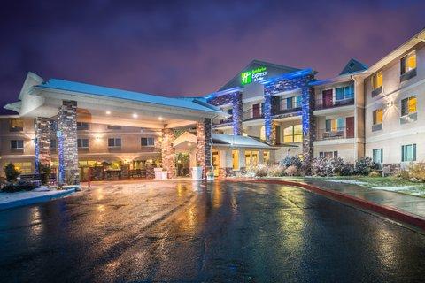 甘尼森快捷假日套房酒店 - Hotel Exterior Holiday Inn Express - Gunnison  Colorado