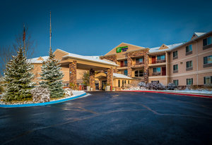 Exterior view - Holiday Inn Express Hotel & Suites Gunnison