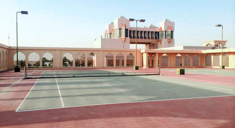 منتجع وسبا قصر العرين - Tennis