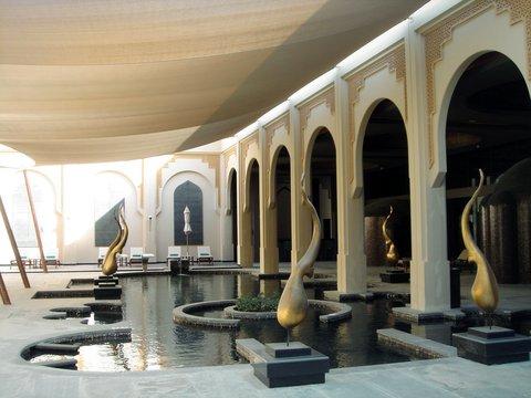 منتجع وسبا قصر العرين - Pool