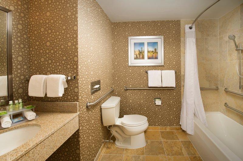 Holiday Inn Express Boston North-Woburn Billede af værelser