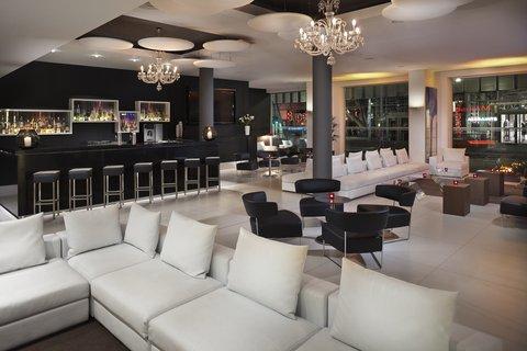 Melia berlin - Lobby Lounge Bar