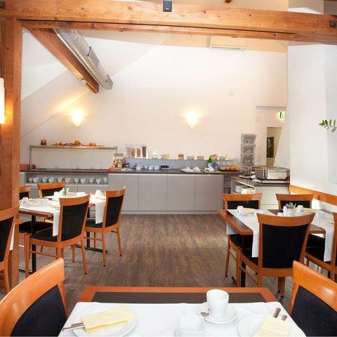 Spalentor Hotel Basel - Restaurant 01