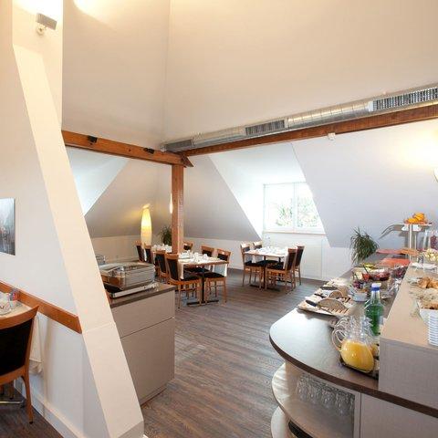 Spalentor Hotel Basel - Restaurant 02