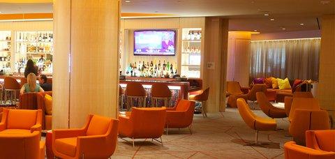 Hotel Irvine Jamboree Center - Dining