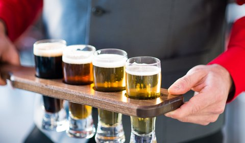 Hotel Irvine Jamboree Center - Beer Flight