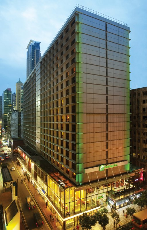 Holiday Inn Hong Kong-Golden Mile Kilátás a szabadba