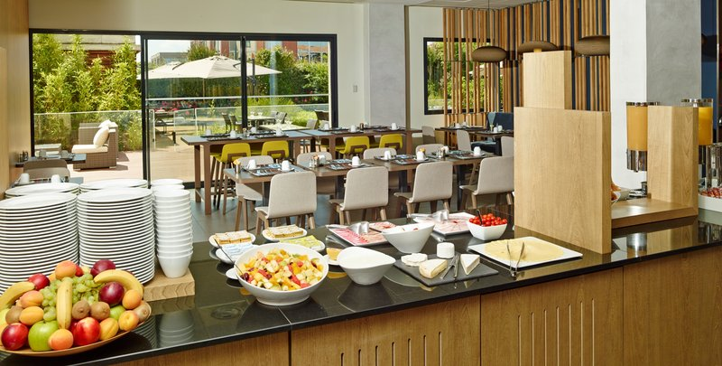 Holiday Inn Express Toulouse Airport Restauration