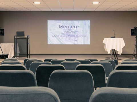 Hotel Mercure Roeselare - Meeting Room