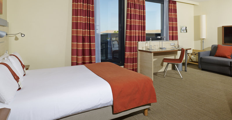 Holiday Inn Express Toulouse Airport Chambre