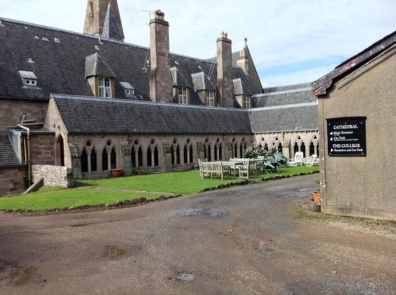 The Cathedral Of The Isles & College Of The Holy Spirit | College Street, Millport KA28 0HE | +44 1475 530353