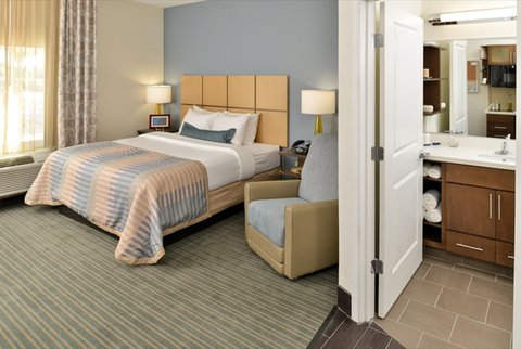 Candlewood Suites HOUMA - Single Bed Queen Guest Suite