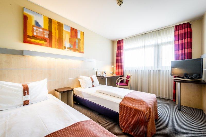 Holiday Inn Express Berlin City Centre 客室