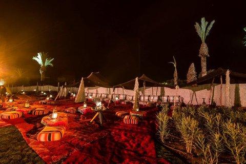 Prince Villa - Royal Palm Marrakech - Berber Tent