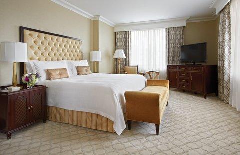 Four Seasons Atlanta - Luxury Suite Bedroom