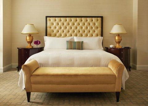 Four Seasons Atlanta - Presidential Bedroom