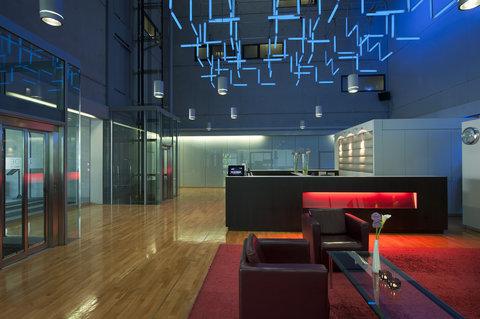 Innside Frankfurt Niederrad - Lobby