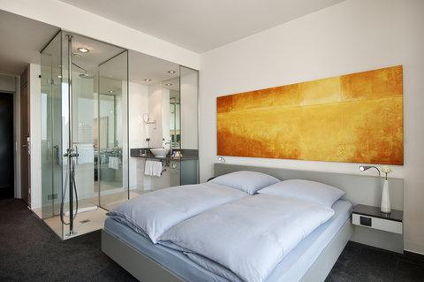 Innside Frankfurt Niederrad - Guest Room Double Bed