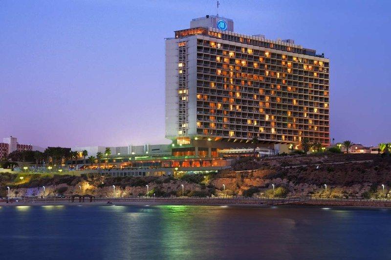 Hilton Tel Aviv Ulkonäkymä