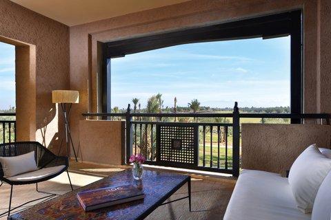 Prince Villa - Royal Palm Marrakech - Balcony Detail