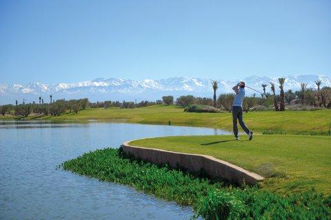 Prince Villa - Royal Palm Marrakech - Royal Palm Golf