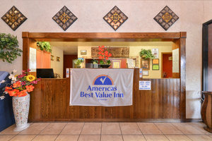 Lobby - Americas Best Value Inn & Suites Fort Collins