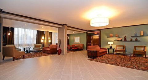 BEST WESTERN PLUS Schaumburg Hotel & Conference Center - Lobby