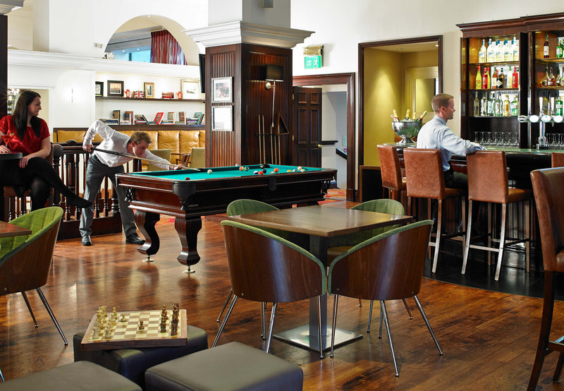 London Marriott Hotel Marble Arch Bar/Lounge