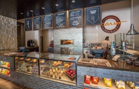 Hilton Dallas Plano Granite Park - Carso Market  Overview
