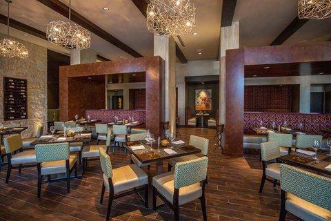 Hilton Dallas Plano Granite Park - Carso Restaurant
