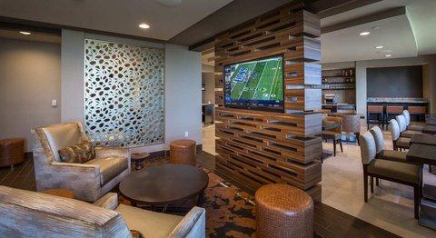 Hilton Dallas Plano Granite Park - Executive Lounge  Seating