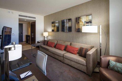 Hilton Dallas Plano Granite Park - Studio Suite