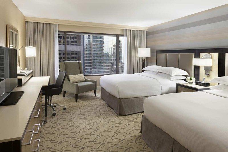 Hilton Toronto Widok pokoju
