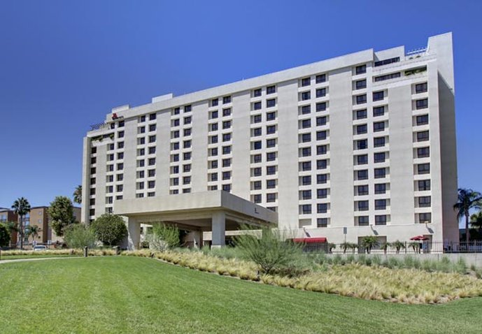 MARRIOTT RIVERSIDE CONV CENTER