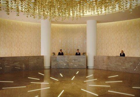 Marriott Marquis Washington, DC - Front Desk