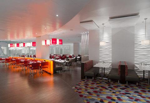 Marriott Marquis Washington, DC - Anthem Restaurant