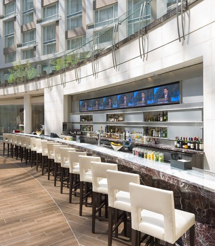 Marriott Marquis Washington, DC - Lobby Lounge - Bar