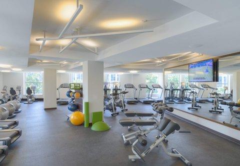 Marriott Marquis Washington, DC - Fitness Center