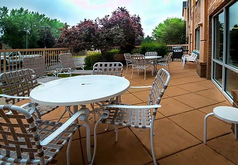 Fairfield Inn By Marriott Denver Westminster - Outdoor Patio