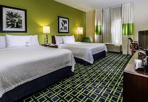 Fairfield Inn By Marriott Denver Westminster - Queen Queen Guest Room