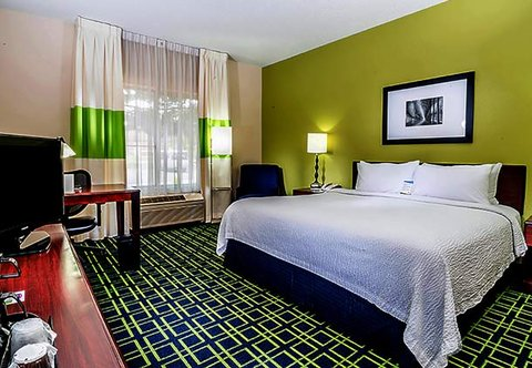 Fairfield Inn By Marriott Denver Westminster - King Guest Room