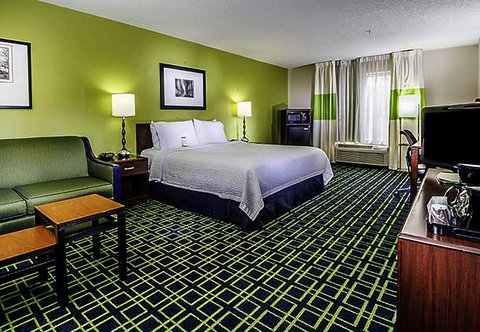 Fairfield Inn By Marriott Denver Westminster - Executive King Guest Room