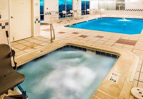 Fairfield Inn By Marriott Denver Westminster - Indoor Pool   Whirlpool