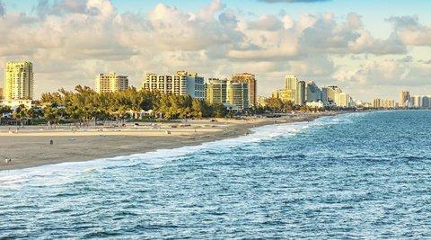 Embassy Suites Fort Lauderdale - 17th Street - Skyline Fort Lauderdale