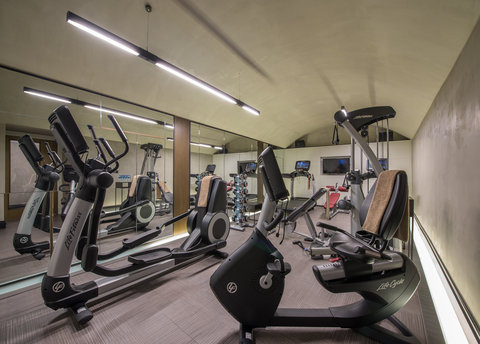 كراكوي روومز - Gym