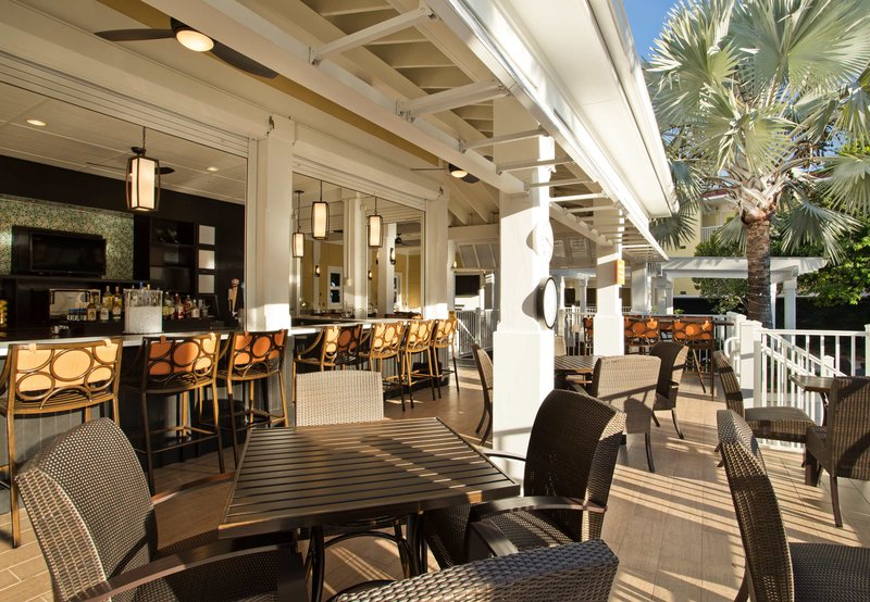 Fairfield Inn Key West Salon/Lobi